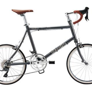 【モノマニア四日市】【引き取り限定】ダホン 折りたたみ自転車 ミ...