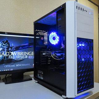 ★超美品★オフィス搭載 高性能ゲーミングPC RX570 SSD...