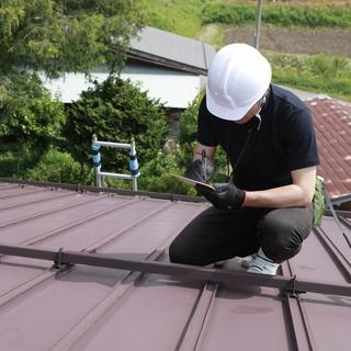 屋根の雨漏り・トラブルでお困りの方!無料で点検いたします