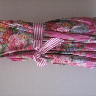 ラルフローレン花柄ワンピース120cm