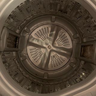 2007年式 haier 洗濯機 - 家具