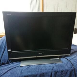 ソニーブラビア 26インチ液晶テレビ kdl-26j3000 取引成立