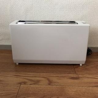【美品】ツインバード / ポップアップトースター / 2019年製