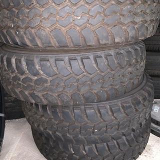 タイヤ 185R14C マキシスMT-753