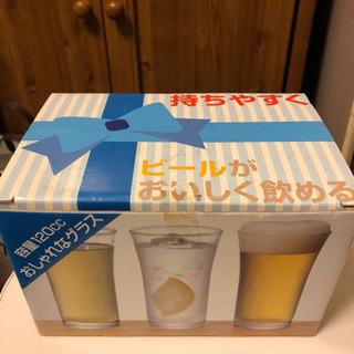 ビールが美味しく飲めるグラス 6個セット 日本製