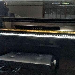【受渡し先決定】ヤマハ アップライトピアノSX100RBl 自動...