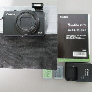 キャノン:コンパクトデジタルカメラ: PowerShot G7 ...