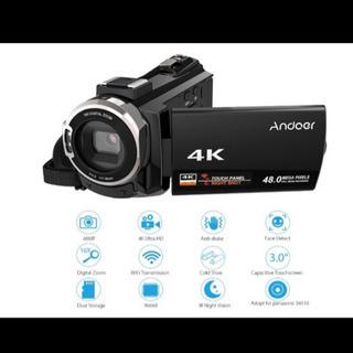Andoer HDV-534K デジタル 4K ビデオカメラ