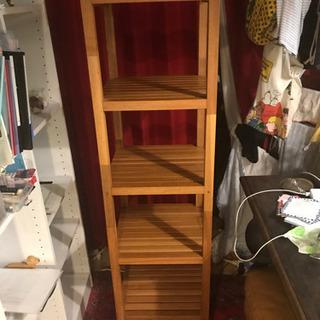 イケア IKEA モルゲル シェルフユニット