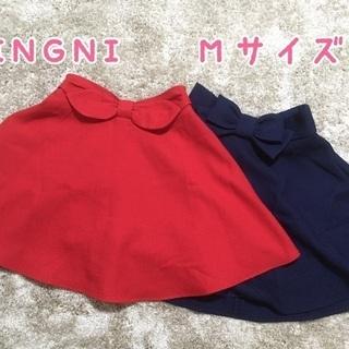 INGNI スカートセット