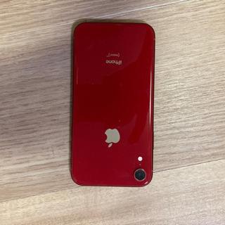 iPhone XR 64GB SIMフリー 画面割れ無し 美品 ...