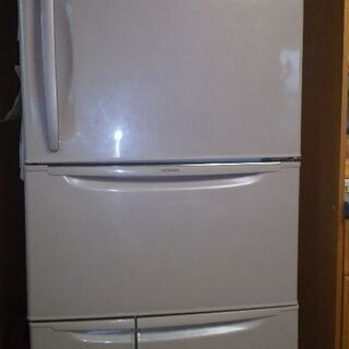 HITACHI冷蔵庫PAM460