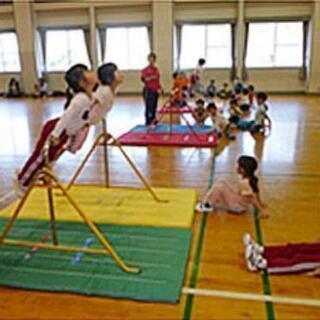 こども体操教室 メンバー募集中です