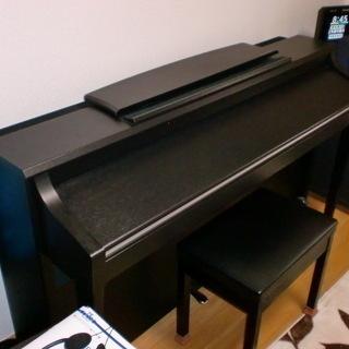 カワイ 最高級電子ピアノCA93B+付属品 中古