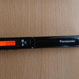 Panasonic ICレコーダー 4GB スティック型 ブラッ...