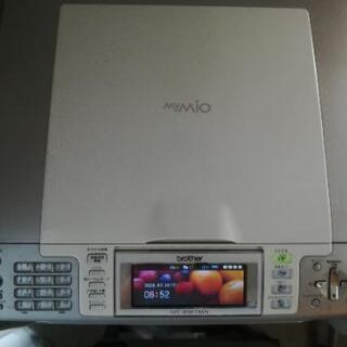 [ブラザー]MyMio(マイミーオ) MFC-850CDWN 電...