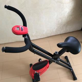 【値下げ 超美品】エアロバイク 自転車