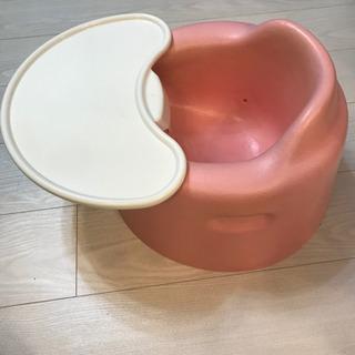 値下げ バンボ テーブル付 ピンク