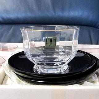 無料!未使用 HOYAガラス 冷茶グラス 5客セット