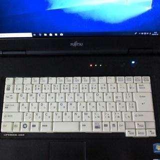 (代引可能)WIN10 FUJITSU LIFEBOOK A540/B(4台目) - パソコン