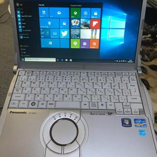 パナソニックCF-n10  SSD搭載