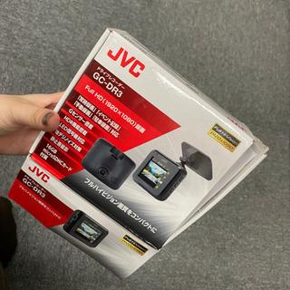 GC-DR3 JVC ディスプレイ搭載 ドライブレコーダー