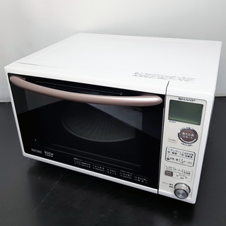 シャープ SHARP オーブンレンジ RE-BE3-W 2…