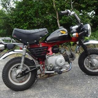 ホンダモンキー 50cc 6v