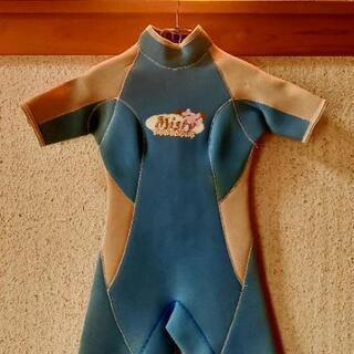 ★レディースXSサイズのスプリングのウエットスーツです!!