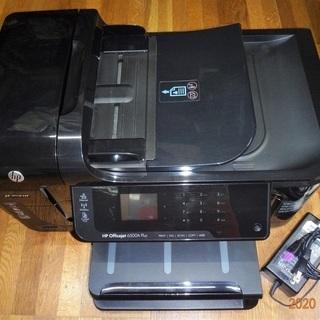 プリンター HP Officejet 6500A