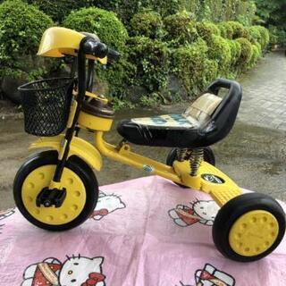 お子様用☆三輪車