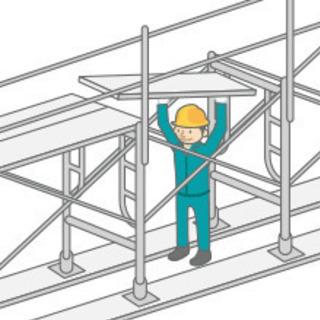 【購買・在庫管理】⚠️自社開発・製造の『クサビ式足場』の購入状況...