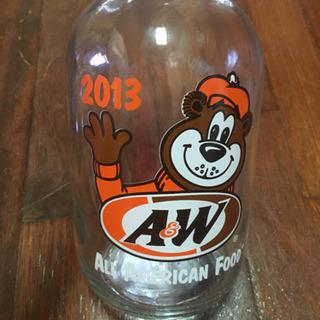 A&Wのビンの画像