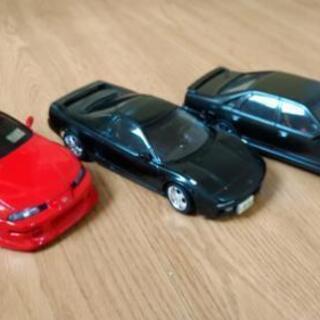 【取引先決定】プラモデル 車 完成品3台 差し上げます