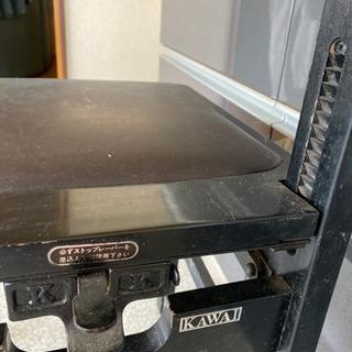 カワイのピアノの椅子、使用感あり