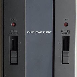 【Roland DUO CUPTURE USB Audio In...