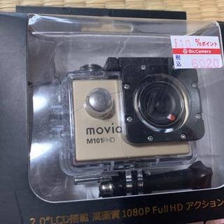 アクションカメラ 新品未使用