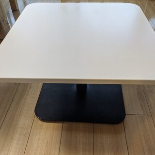 無印 ソファベンチ用テーブル・メラミン天板 幅60×奥行6…