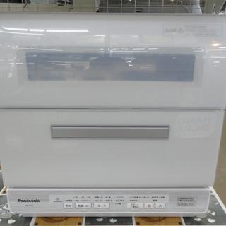 パナソニック NP-TY11-W 食洗機 2018年製