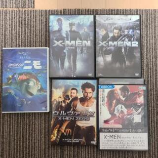 洋画DVD5点セット