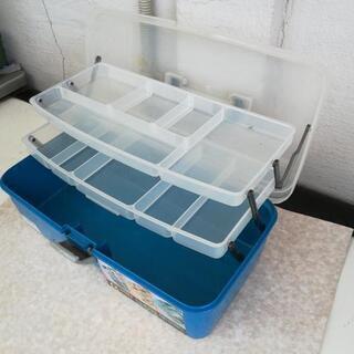 《商談中》工具箱 プラスチック