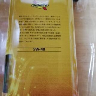 SVELTEURO 5w−40   4リッター缶