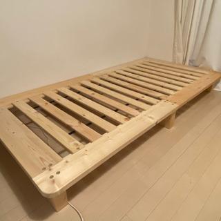 すのこベッド シングル