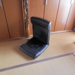 座椅子のセット