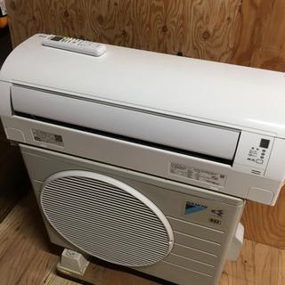 54) エアコン ダイキン 100V 6-9畳用 2018年製品...