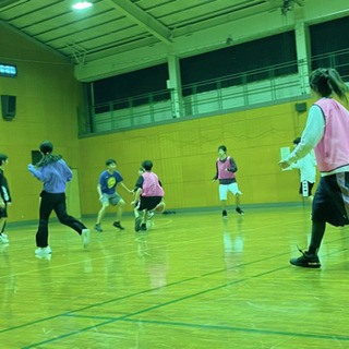 9月12日柏市でのバスケメンバー募集