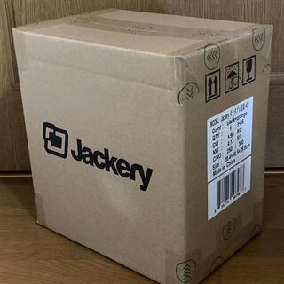 Jackery ポータブル電源 115200mAh/400Whの画像