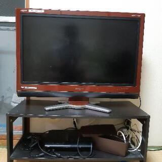 早い者勝ち![IKEA☆TVローボード付き]SHARP2008年...