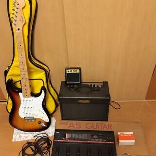 [期間限定値下げ♪] 日本製 Fender Japan フェンダ...