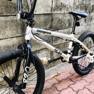 BMX マングース